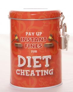 FINES TIN - DIET CHEATING