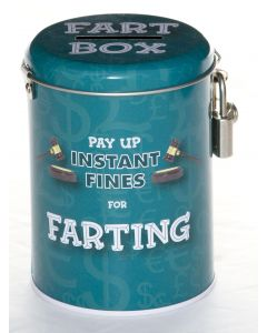 FINES TIN - FARTING