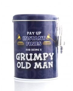 FINES TIN - GRUMPY OLD MAN