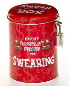 FINES TIN - SWEARING
