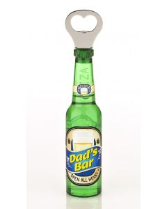 BEER BOTTLE OPENER - DADS BAR