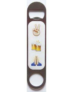 EMOJI BAR BLADE - TWO BEERS PLEASE