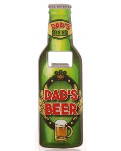 BEER BOTTLE OPENER - DADS BEER