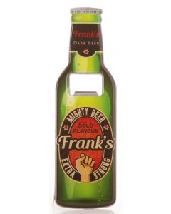BEER BOTTLE OPENER - FRANK
