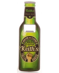 BEER BOTTLE OPENER - KEITH