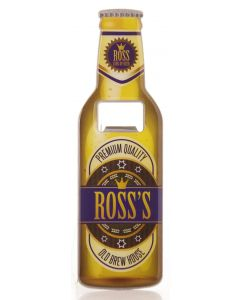 BEER BOTTLE OPENER - ROSS