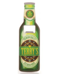 BEER BOTTLE OPENER - TERRY