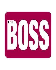 COASTER - THE BOSS
