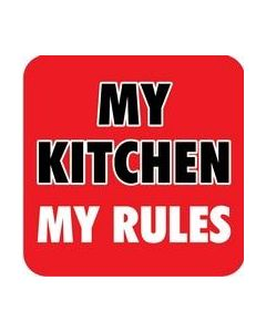 COASTER - MY KITCHEN MY RULES