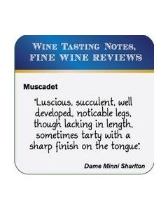 COASTER - FINE WINE REVIEW - MUSCADET