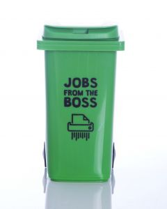 DESK BIN - JOBS FROM THE BOSS