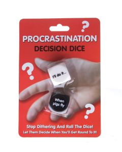 PROCRASTINATION DICE
