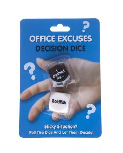 OFFICE EXCUSE DICE