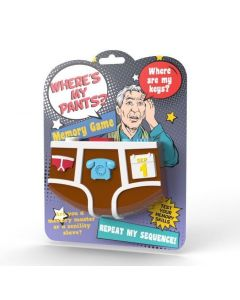 MEMORY GAME - WHERES MY PANTS?