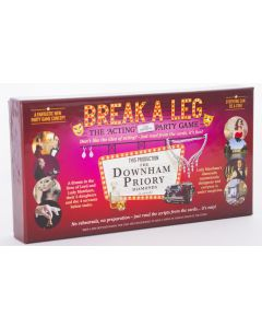 THE DOWNHAM PRIORY - BREAK A LEG GAME