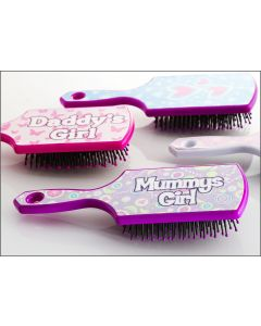 HAIRBRUSH - MUMMYS GIRL