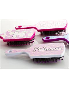HAIRBRUSH - PRINCESS (PINK)