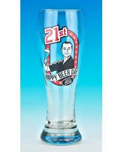 PILSNER BEER GLASS - 21
