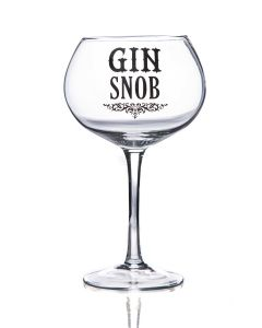 GIN BLOOM GLASS - GIN SNOB