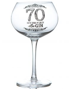 GIN BLOOM GLASS - 70
