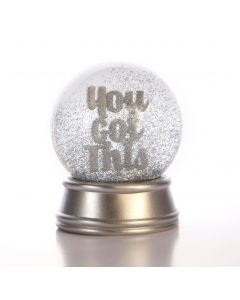 GLITTER BALLS - YOU GOT THIS