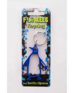 FUNKEES KEYRING - PENGUIN