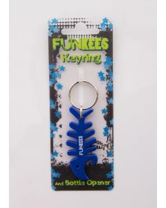FUNKEES KEYRING - FISHBONE