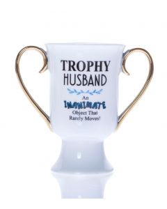 TROPHY MUGS - TROPHY HUSBAND