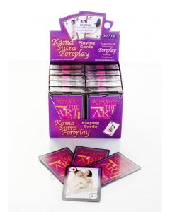 FOREPLAY KS CARDS (12 CDU)