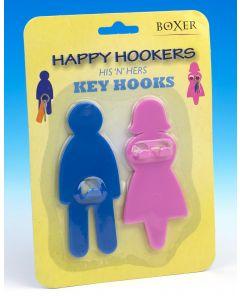 HAPPY HOOKERS MAN / WOMAN HOOKS
