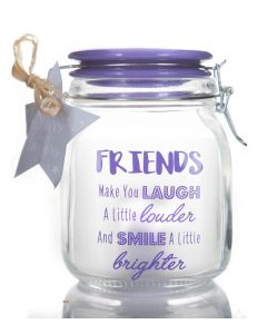 STARS IN JARS - FRIENDS MAKE YOU LAUGH