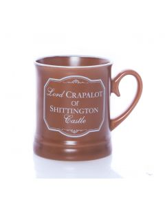 VICTORIANA MUG - LORD CRAP A LOT (10OZ)