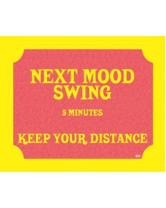 PLAQUE - NEXT MOOD SWING