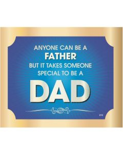 PLAQUE - DAD