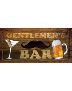 BAR SIGNS - GENTLEMANS BAR