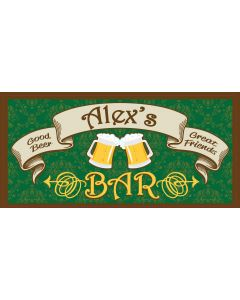 BAR SIGNS - ALEX