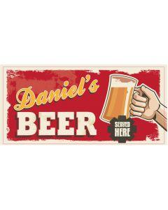 BAR SIGNS - DANIEL