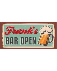 BAR SIGNS - FRANK