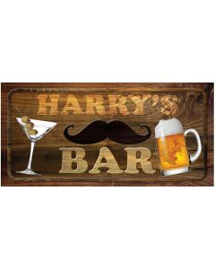 BAR SIGNS - HARRY