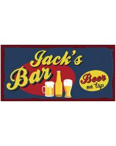 BAR SIGNS - JACK