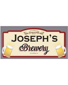BAR SIGNS - JOSEPH