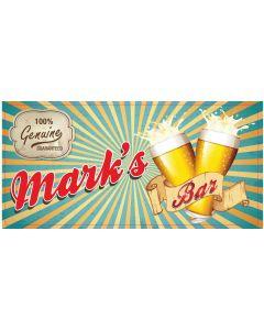 BAR SIGNS - MARK