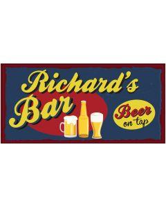 BAR SIGNS - RICHARD