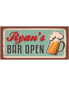 BAR SIGNS - RYAN