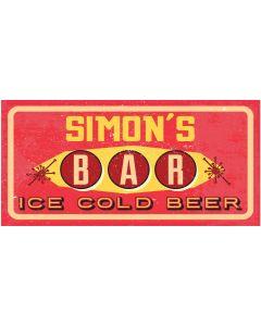 BAR SIGNS - SIMON