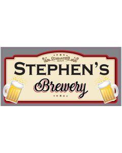 BAR SIGNS - STEPHEN