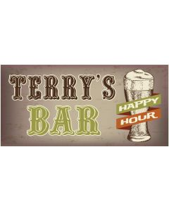 BAR SIGNS - TERRY