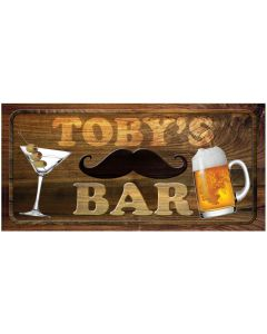 BAR SIGNS - TOBY