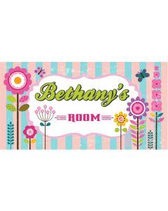RETRO SIGN - BETHANY
