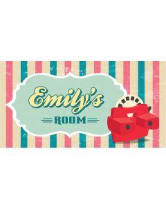 RETRO SIGN - EMILY